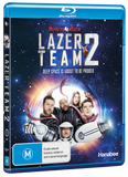 LAZER TEAM 2 (BLU-RAY)