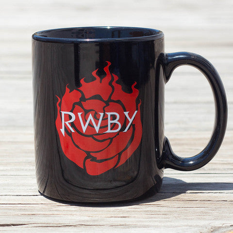 RWBY LOGO COFFEE MUG