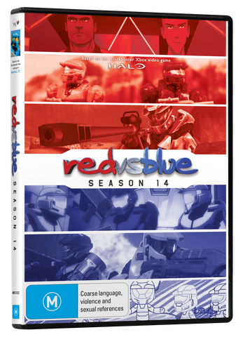RED VS BLUE: SEASON 14
