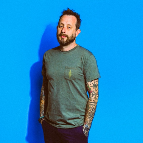 Simple Geoff Shirt #1- Geoff Ramsey