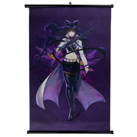 "RWBY VOL 4 BLAKE BELLADONNA WALL SCROLL (30"" x 49"")"