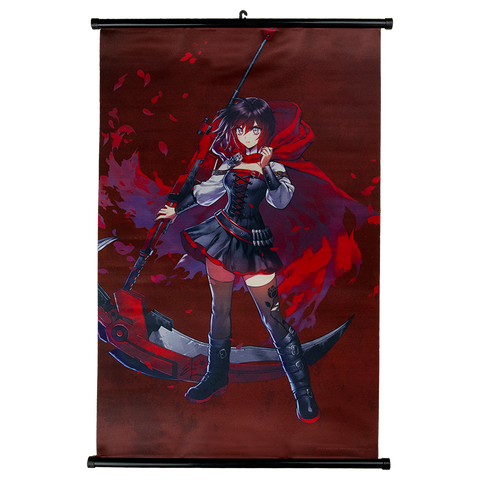"RWBY VOL 4 RUBY ROSE WALL SCROLL (20"" x 30"")"