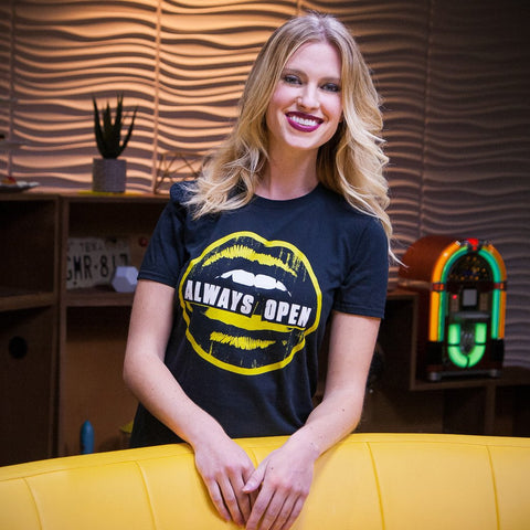 ALWAYS OPEN SHIRT