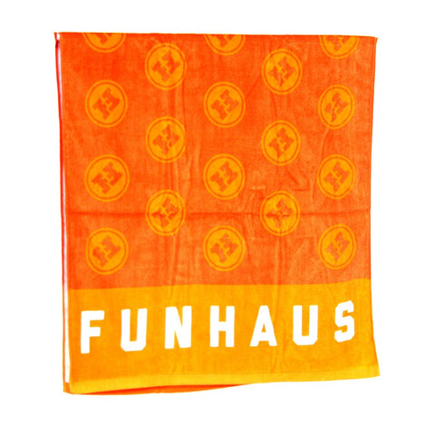 FUNHAUS BEACH TOWEL