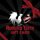 ROOSTER TEETH STORE GIFT CARD
