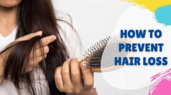 THE BEST WAYS TO GET RID HAIR LOSS
