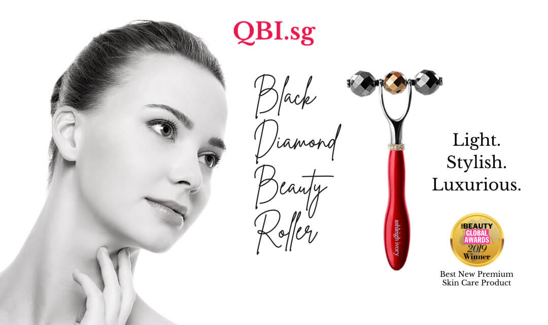 qbi sg singapore black diamond beauty roller video homepage slider