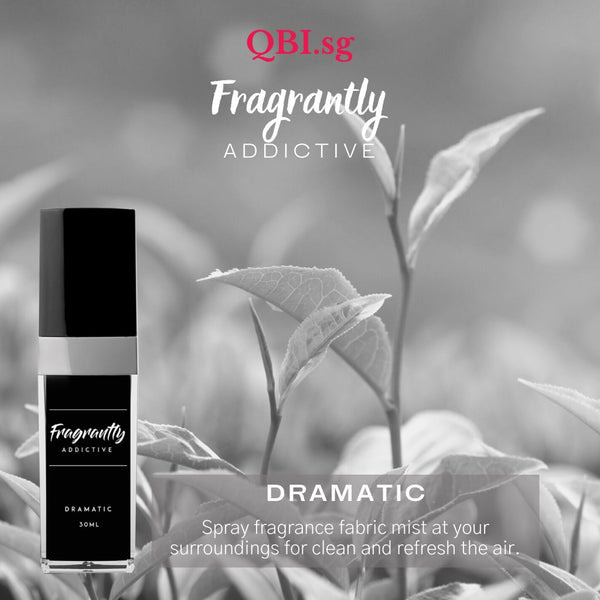 fragrantly addictive fabric mist dramatic
