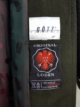 Load image into Gallery viewer, Manteau original Loden kaki
