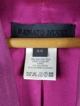 Load image into Gallery viewer, Veste/blouse en soie Renato Nucci