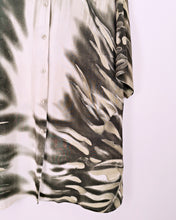 Load image into Gallery viewer, Chemise oversize imprimé jungle
