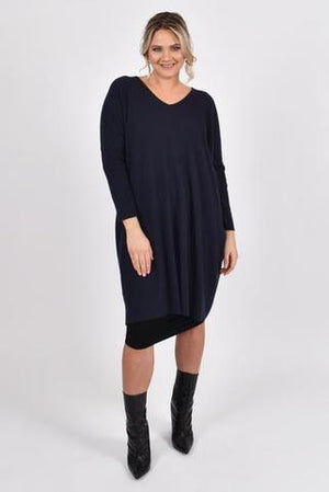 Lounge Tunic - French Navy