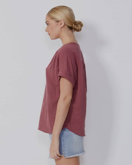Dharma Top - Cherry