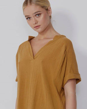 Dharma Top - Gold