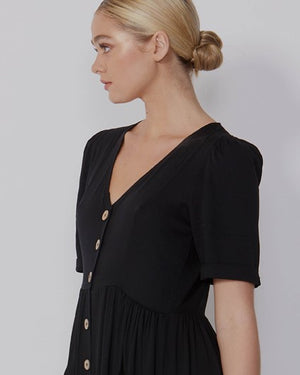 Loren Dress - Black