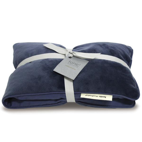 Load image into Gallery viewer, Heat Pillow Luxe Velvet Storm