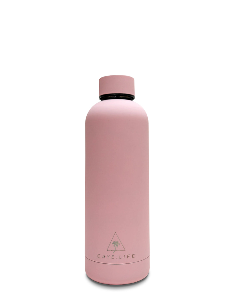 Load image into Gallery viewer, Drink Bottle - Matte Flamingo