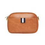 New York Camera Bag- Tan Pebble