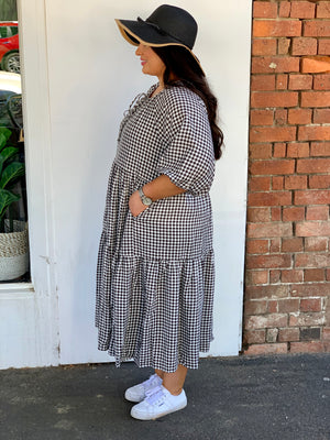 The Betsy Gingham Dress