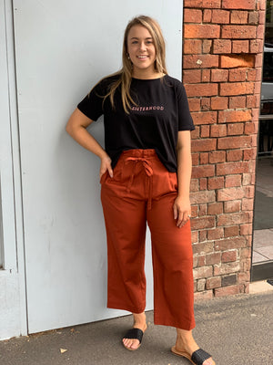 Load image into Gallery viewer, Paloma High Waisted Pant