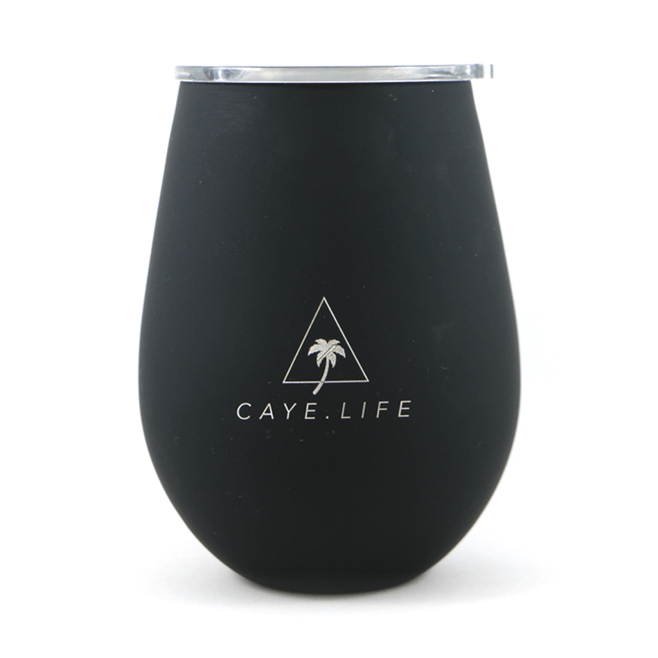 Load image into Gallery viewer, Thermo Mug Matte Black