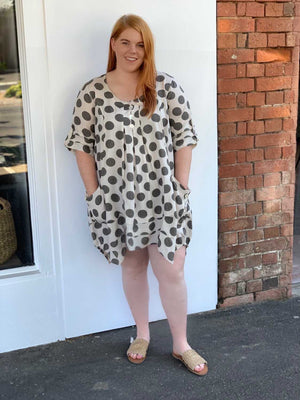 Queen Of Spots Dress