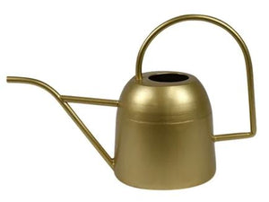 Rain Watering Can - Gold