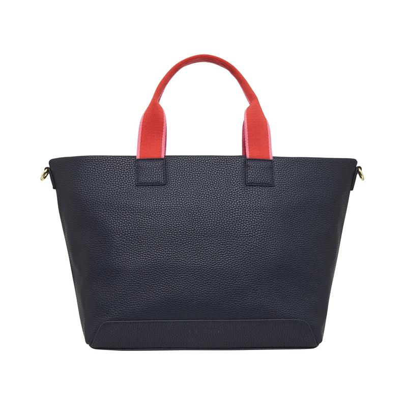 Fairlight Tote- French Navy