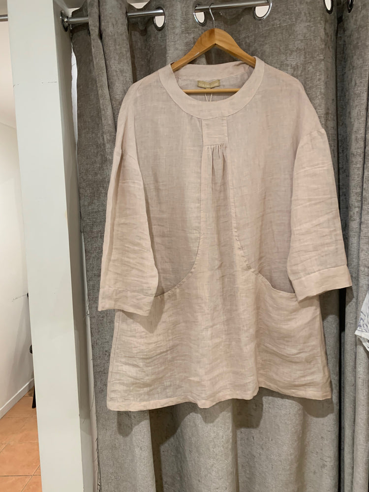 Load image into Gallery viewer, Beige Tunic