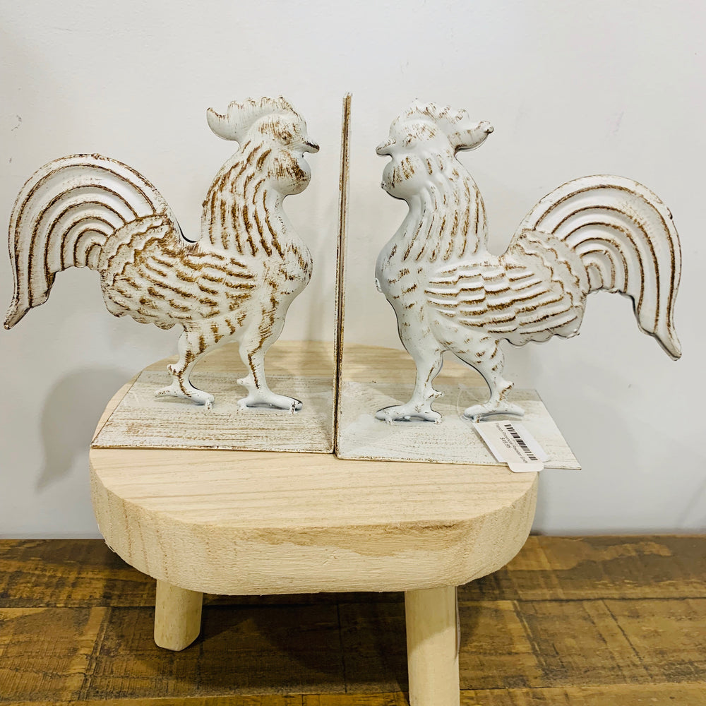 French Provincial Rooster Ends