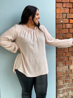 The Poppy Top - Blush