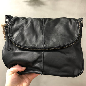 Miranda Cross Body Bag - Black