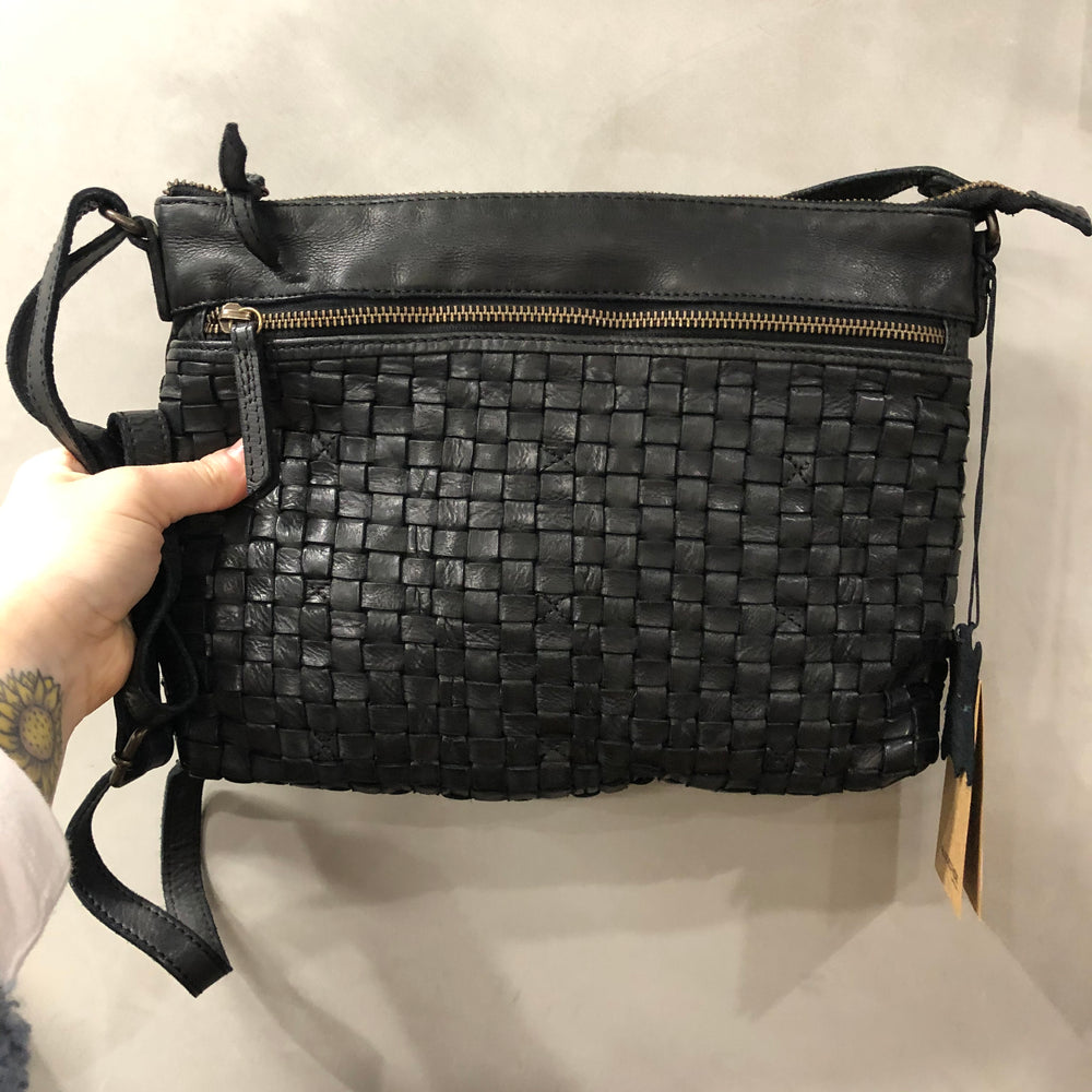Maddison Sling Bag  - Black
