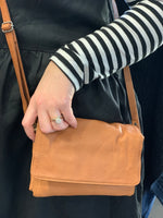 Gloria Sling Bag - Tan