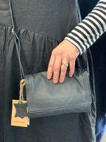 Gloria Sling Bag - Black