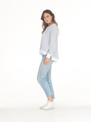 Addyson Sweater Stripe