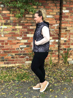 Reversible Feather Down Vest