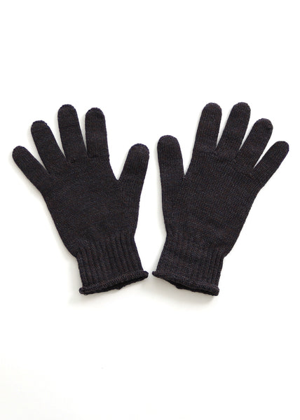 Jasmine Jersey Glove - Blackcurrent