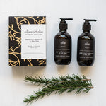 Wash & Cream Twin Set - Peppermint, Spearmint & Tea Tree