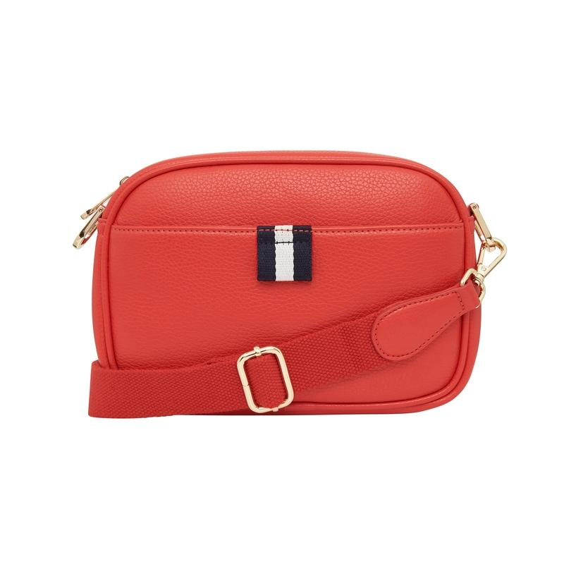 New York Camera Bag- Red