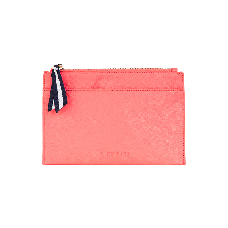 New York Coin Purse - Flamingo