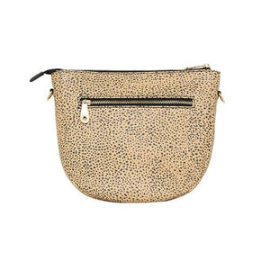 Load image into Gallery viewer, New York Shoulder Bag- Cheetah