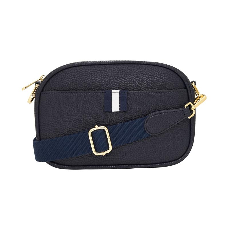 New York Camera Bag- French Navy