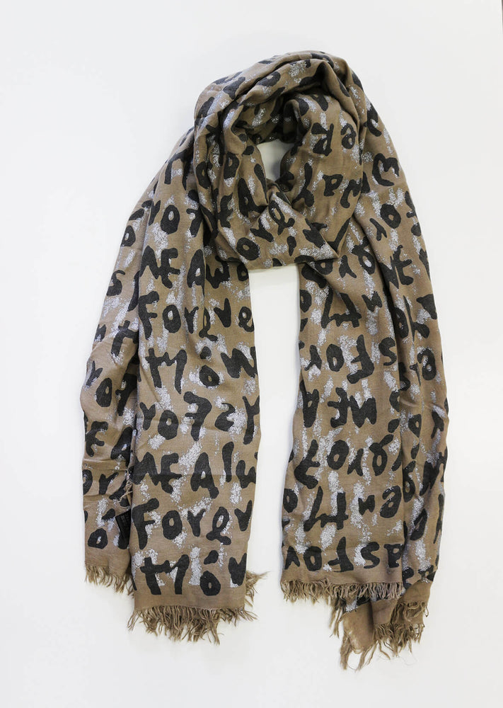 The Taylah Scarf