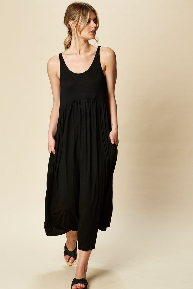 Sorella Tank Dress Sable