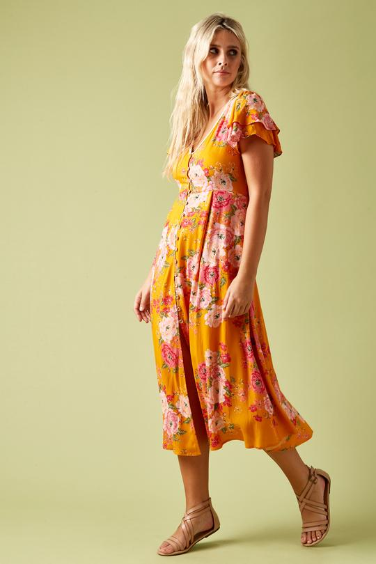 The Ace Maxi Dress Calypso