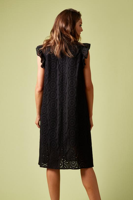 Load image into Gallery viewer, Alcarzar Dress Black