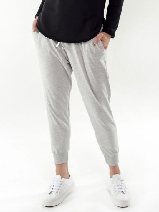 Load image into Gallery viewer, Novah Pant - Grey Marle