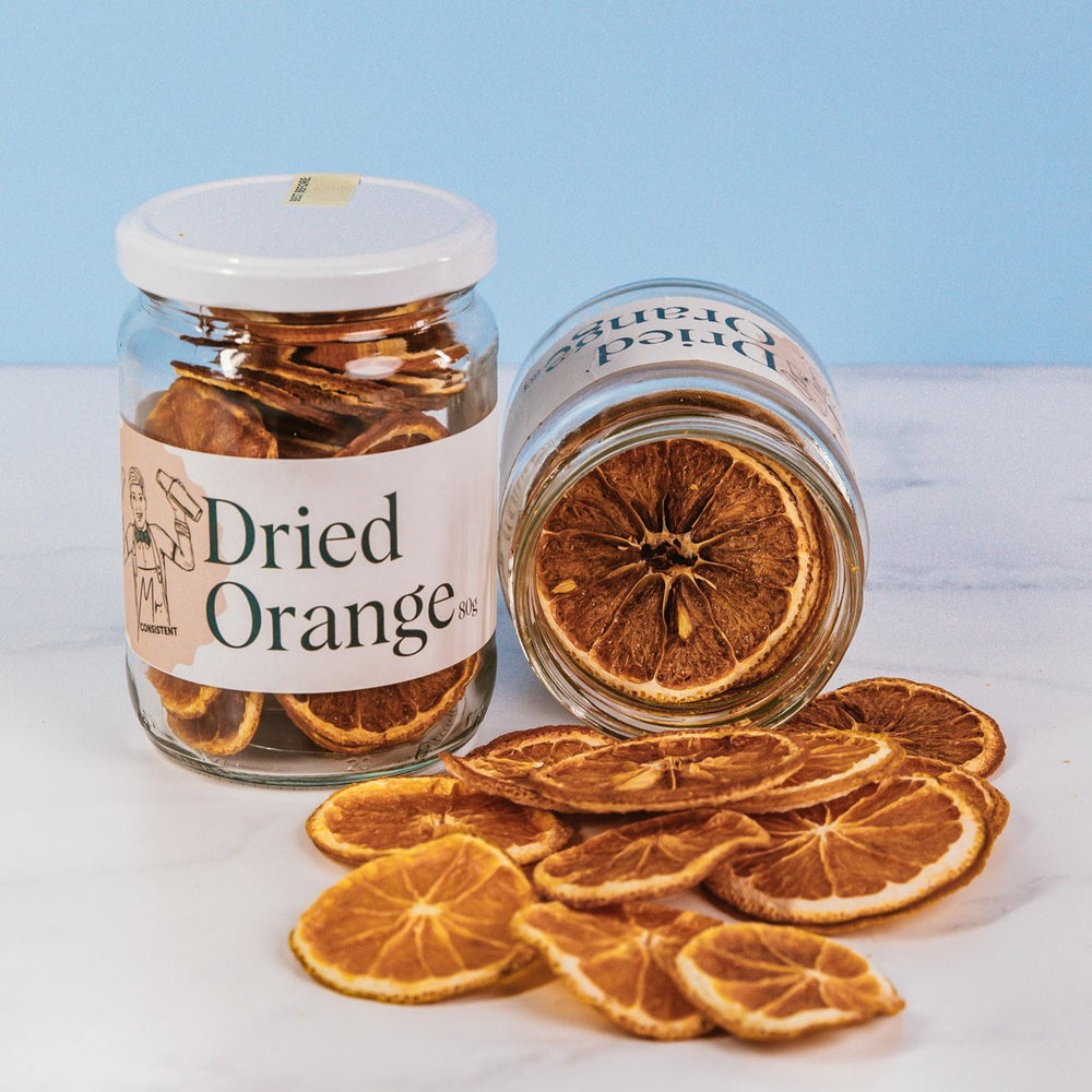 Load image into Gallery viewer, Dried Orange Pack 80g