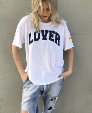 Load image into Gallery viewer, LOVER Crew Tee